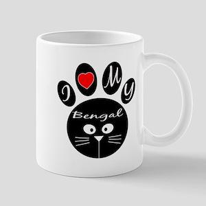 I love my Bengal Mug