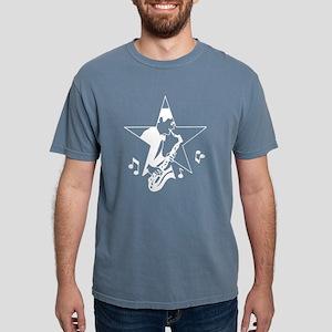 Retro Saxaphone Women's Dark T-Shirt