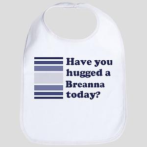 Hugged Breanna Bib
