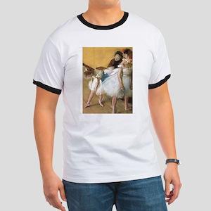 Vintage Ballet by Edgar Degas T-Shirt