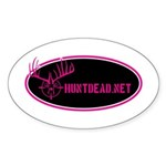 Huntdead.net Sticker