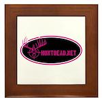 Huntdead.net Framed Tile