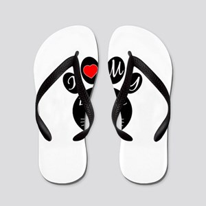 I love my Burmese Flip Flops