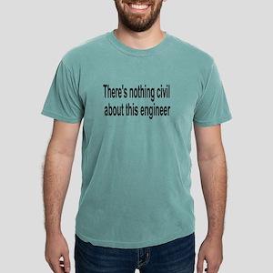 Civil Engineer Mens Comfort Colors Shirt