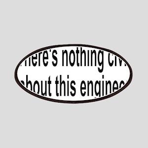 Civil Engineer Patch