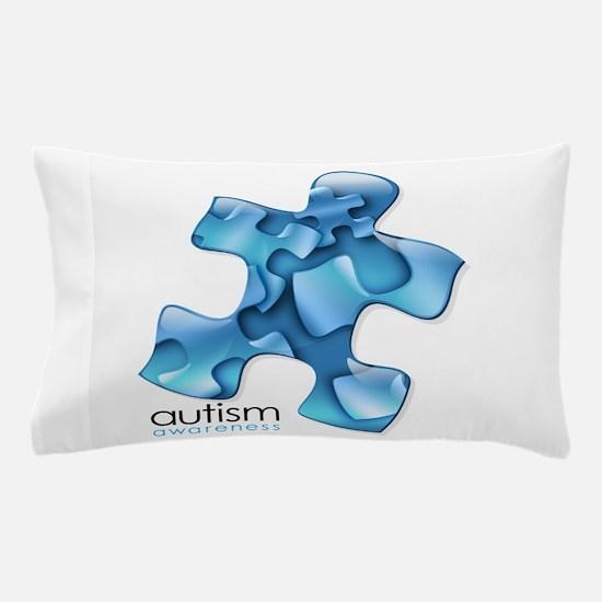 puzzle-v2-blue.png Pillow Case