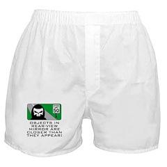 Grim View Boxer Shorts