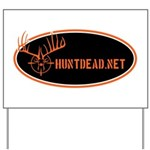 HuntDead.net Yard Sign