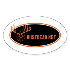 Huntdead.net Decal