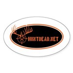 Huntdead.net Sticker