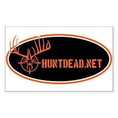 HuntDead.net Decal