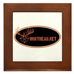 Huntdead.net Framed Tile