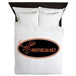 Huntdead.net Queen Duvet