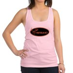 HuntDead.net Racerback Tank Top