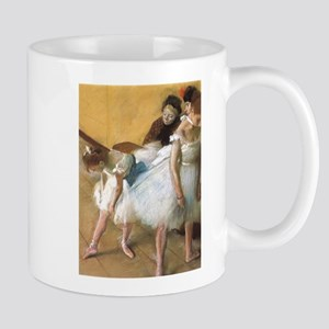 Vintage Ballet by Edgar Degas Mugs