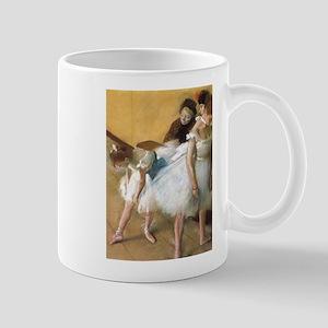 Vintage Ballet by Edgar Degas Mugs