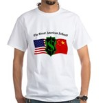 The Great American Sellout White T-Shirt