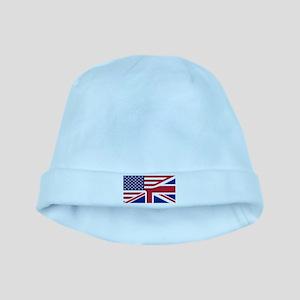 United Jack baby hat