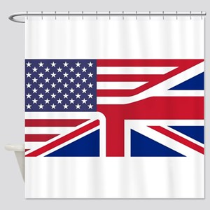 United Jack Shower Curtain