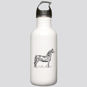 Morgan Horse Stainless Water Bottle 1.0l