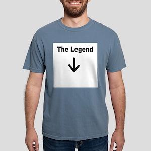 legend Mens Comfort Colors Shirt