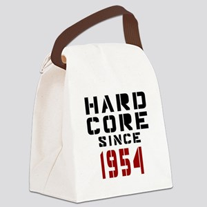 Hard Core Since 1954 Canvas Lunch Bag