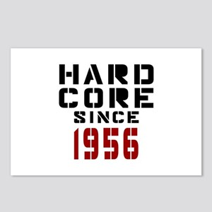Hard Core Since 1956 Postcards (Package of 8)