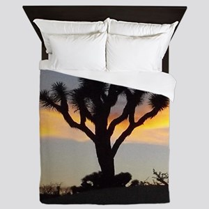 Joshua Tree Queen Duvet