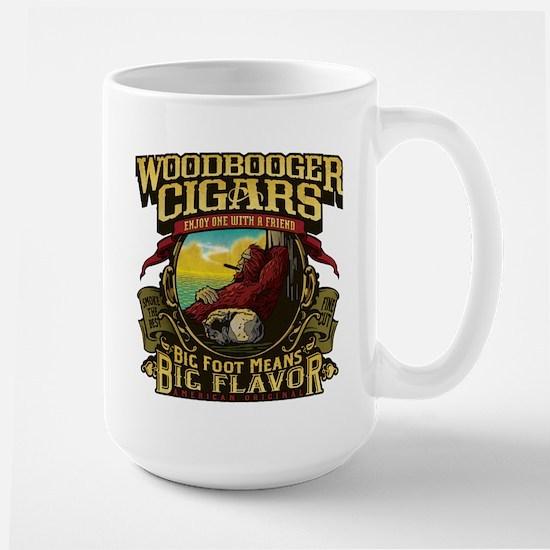 Woodbooger Cigars Mugs