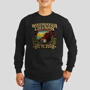 Woodbooger Cigars Long Sleeve T-Shirt