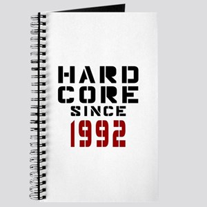 Hard Core Since 1992 Journal