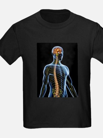Nervous system Women's Cap Sleeve T-Shirt
