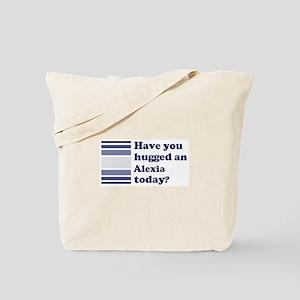 Hugged Alexia Tote Bag