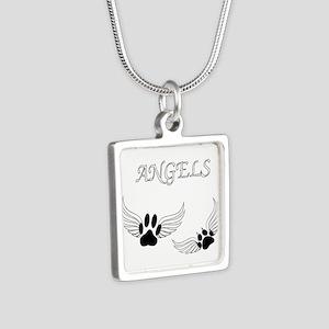 Angel Pet Paws Necklaces