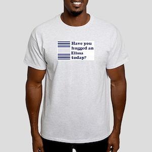 Hugged Elissa Light T-Shirt