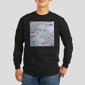 shabby chic Long Sleeve T-Shirt