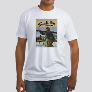 Vintage poster - Sun Valley T-Shirt