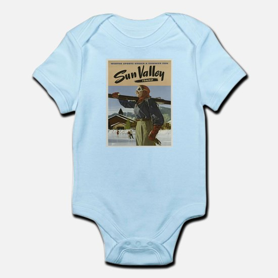 Vintage poster - Sun Valley Body Suit