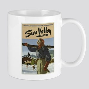 Vintage poster - Sun Valley Mugs