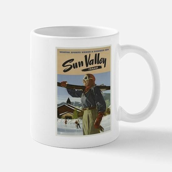 Vintage poster - Sun Valley Mugs