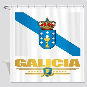 Galicia Shower Curtain