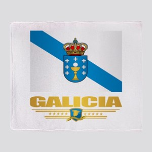 Galicia Throw Blanket