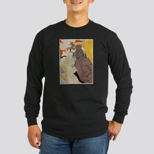 Vintage poster - Englishman at Long Sleeve T-Shirt