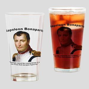 Napoleon Courage Drinking Glass