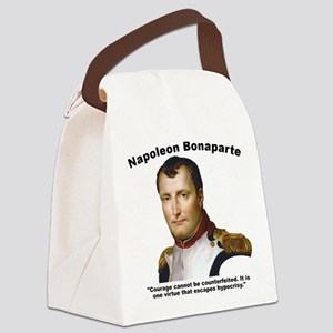 Napoleon Courage Canvas Lunch Bag