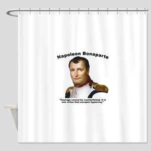 Napoleon Courage Shower Curtain