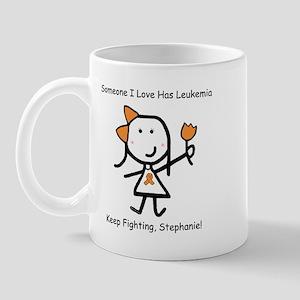 Leukemia - Stephanie Mug