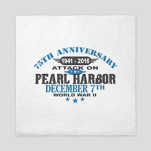 75th Anniversary attack on Pearl Harbor Queen Duve