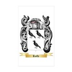 Rolfe Sticker (Rectangle 50 pk)