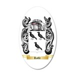 Rolfe 35x21 Oval Wall Decal